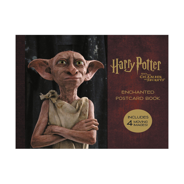해리포터 #02 : Harry Potter and the Chamber of Secrets Enchanted Postcard Book (Cards)