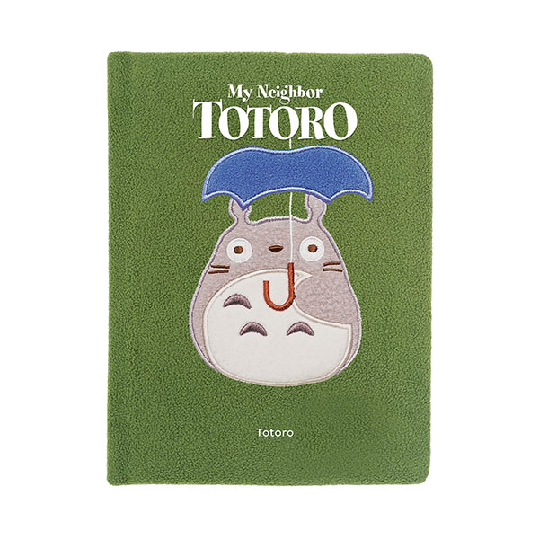 My Neighbor Totoro : Totoro Plush Journal (Hardcover, Note)