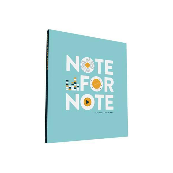 Note for Note : A Music Journal (Recordbook)