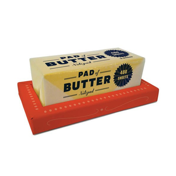 Pad of Butter (Stationery)