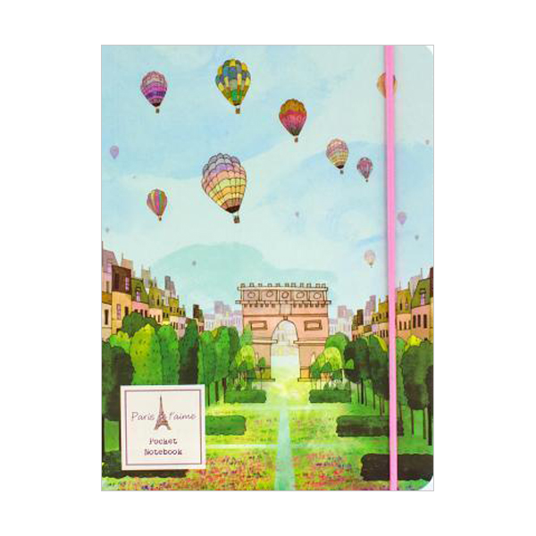 Paris : Pocket Notebook