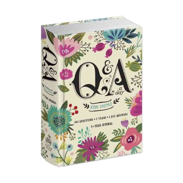 Q&A a Day for Moms : A 5-Year Journal (Hardcover)