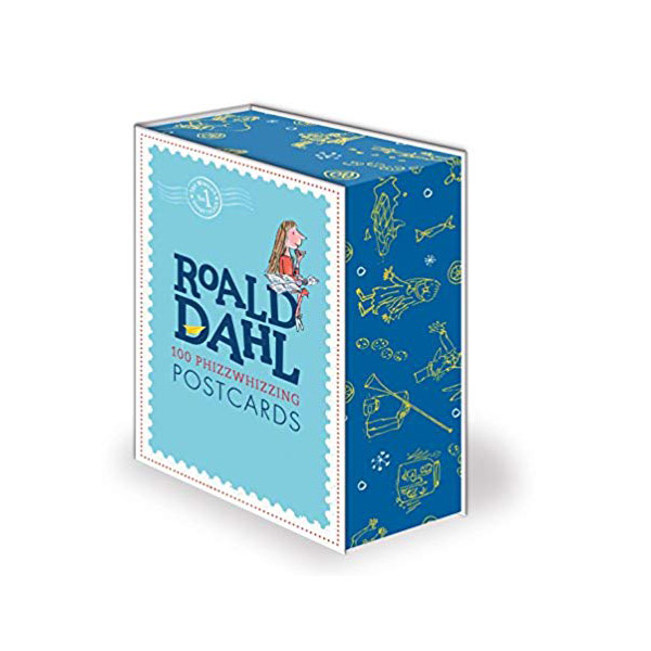 Roald Dahl 100 Phizz-Whizzing Postcards (Cards)