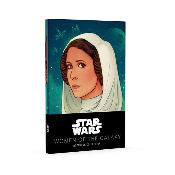 Star Wars : Women of the Galaxy Notebook Collection (Notebook, 3권)