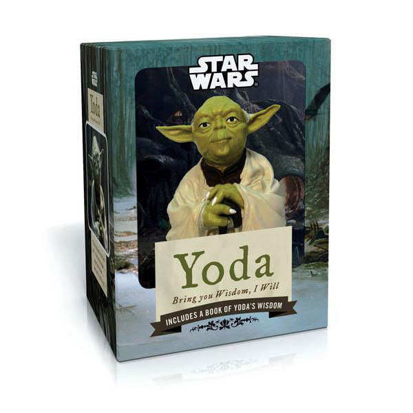 Star Wars Yoda : Bring You Wisdom, I Will (Toy)