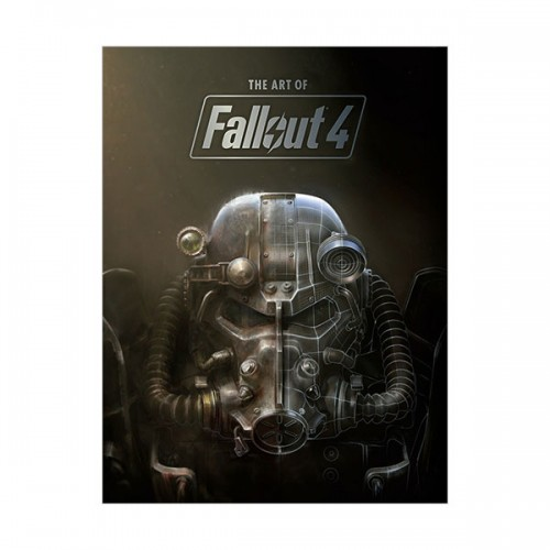 The Art of Fallout 4 (Hardcover)