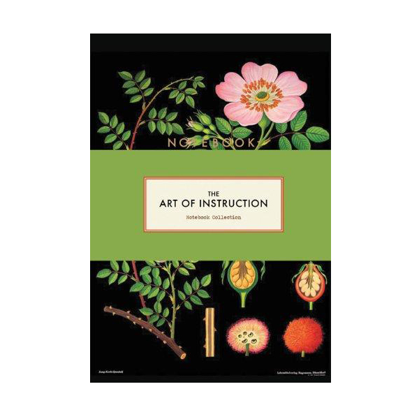The Art of Instruction Notebook Collection (Diary)