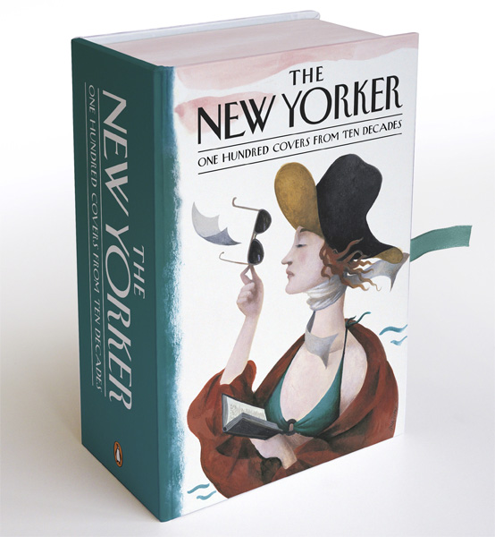 The New Yorker: One Hundred Covers from Ten Decades (Hardcover)