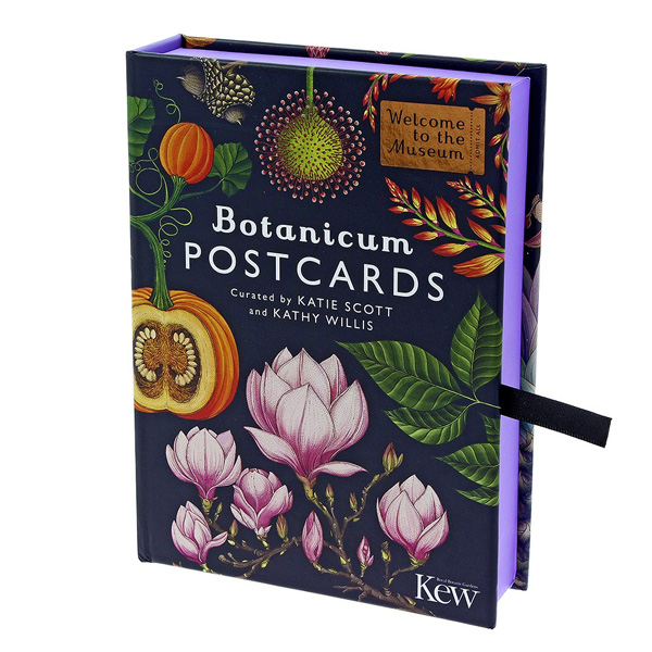 Welcome to the Museum : Botanicum Postcards (Postcards)