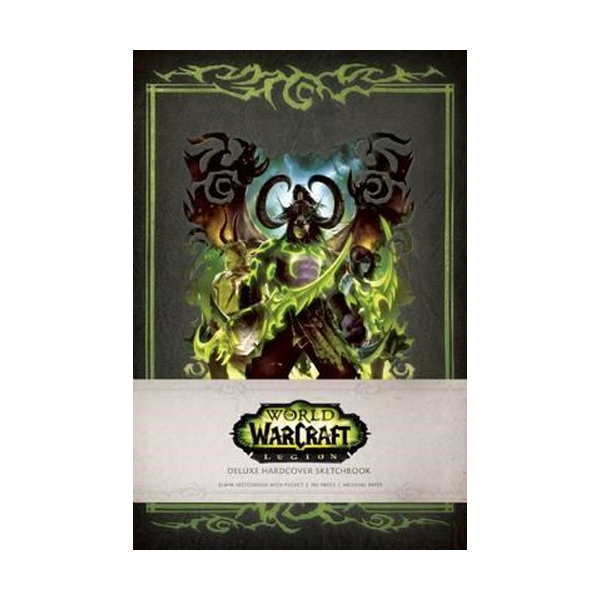 World of Warcraft : Legion : Insights Deluxe Sketchbooks (Hardcover)