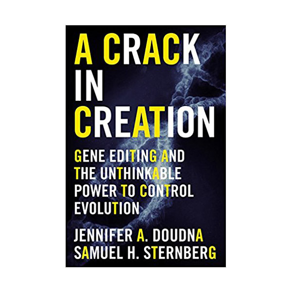A Crack in Creation (Hardback)