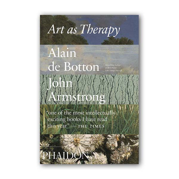 Alain de Botton : Art as Therapy : 영혼의 미술관 (Paperback, 영국판)