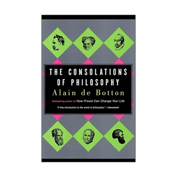 The Consolations of Philosophy : 철학의 위안 (Paperback)