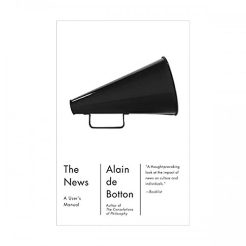 The News : A User's Manual : 뉴스의 시대 (Paperback)