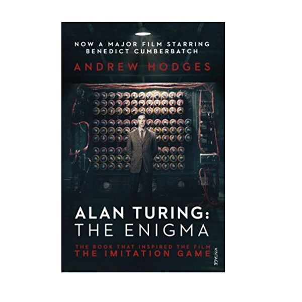 Alan Turing : The Enigma : 앨런 튜링의 이미테이션 게임 (Paperback,Movie Tie-In)