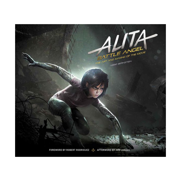 Alita : Battle Angel : The Art and Making of the Movie (Hardcover)
