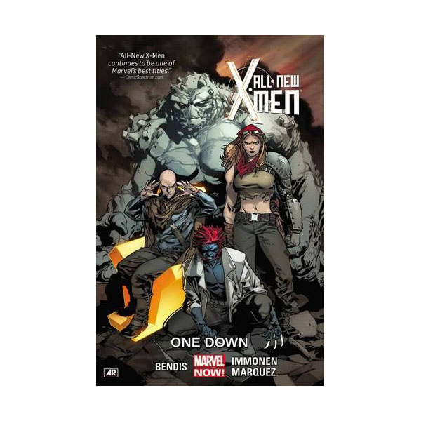 All-New X-Men Vol. 5: One Down (Paperback)