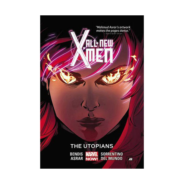 All-New X-Men Vol. 7: The Utopians (Paperback)