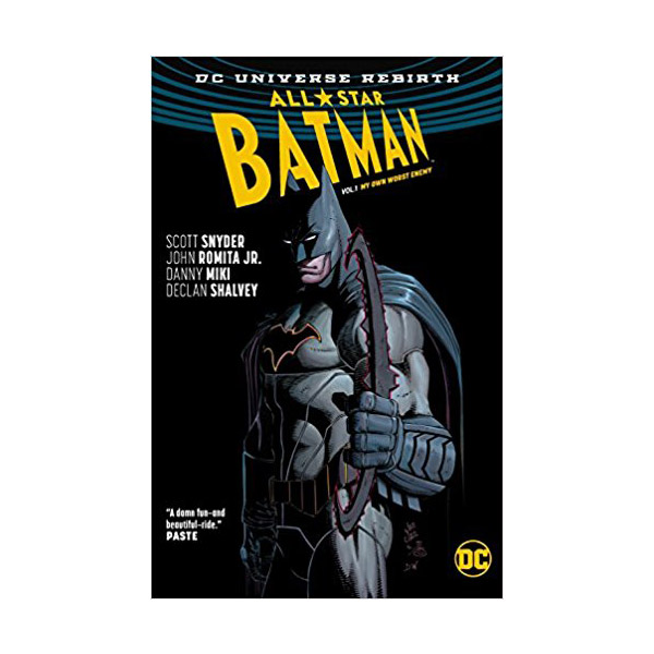 All-Star Batman Vol. 1: My Own Worst Enemy (Paperback)