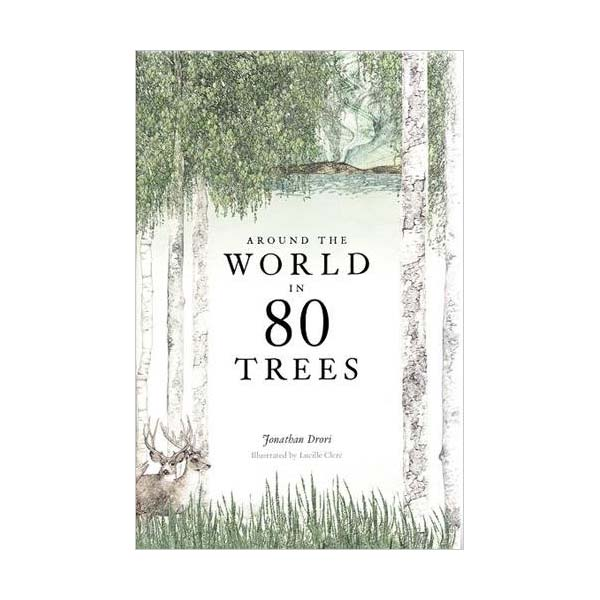 Around the World in 80 Trees (Hardcover, 영국판)