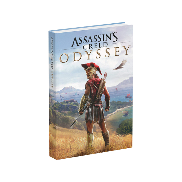 Assassin's Creed Odyssey : Official Collector's Edition Guide (Hardcover)