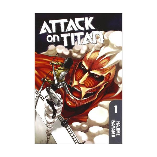 Attack on Titan #1 (Paperback)