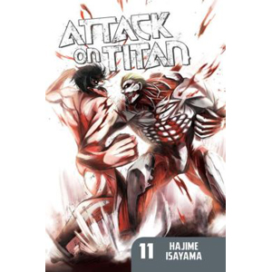 Attack on Titan #11 (Paperback)