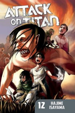 Attack on Titan #12 (Paperback)