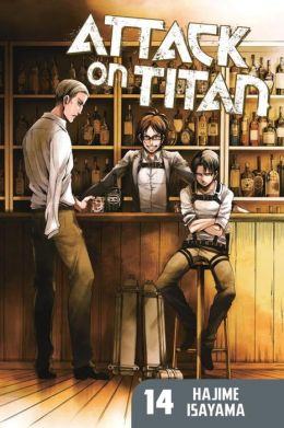 Attack on Titan #14 (Paperback)