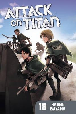 Attack on Titan #18 (Paperback)