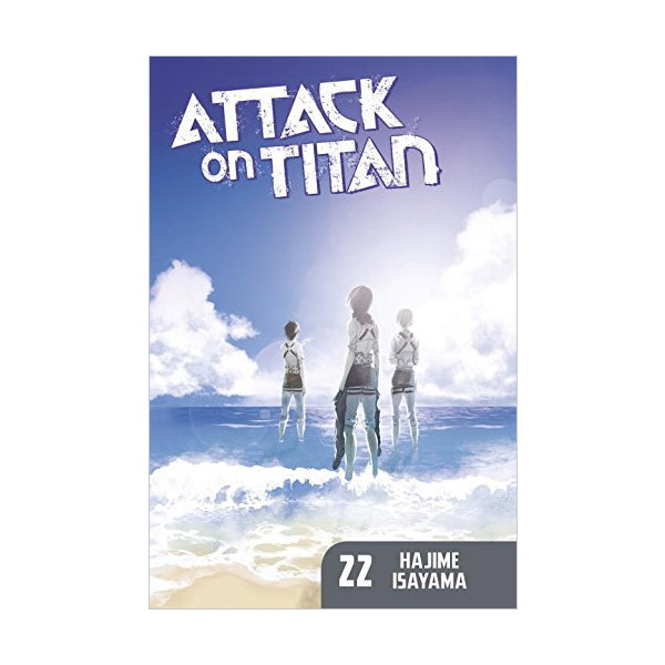 Attack on Titan #22 (Paperback)