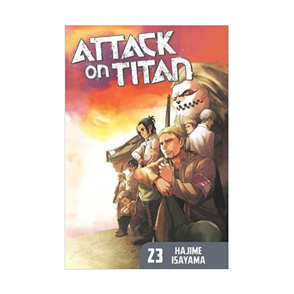 Attack on Titan #23 (Paperback)