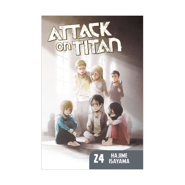 Attack on Titan #24 (Paperback)