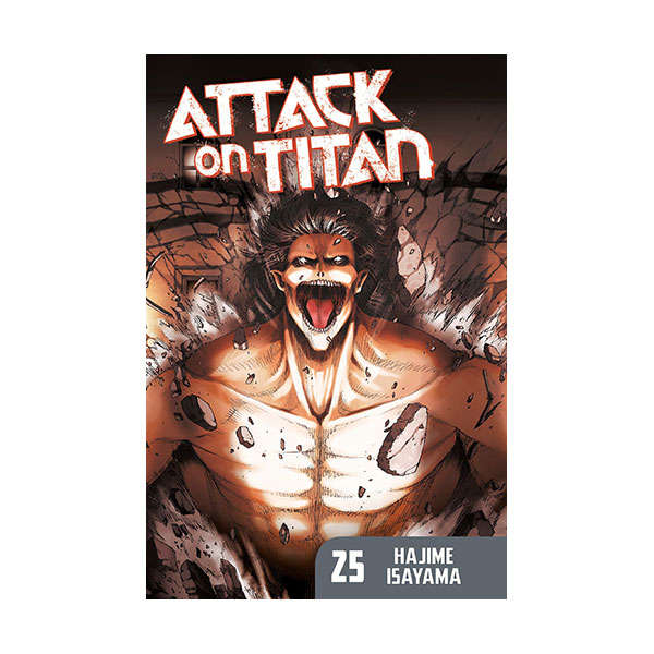 Attack on Titan #25 (Paperback)