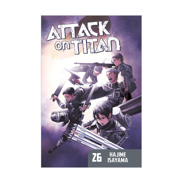 Attack on Titan #26 (Paperback)