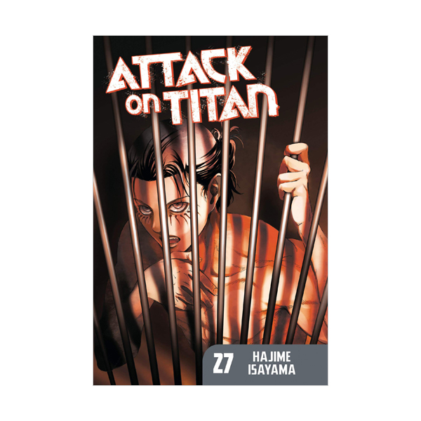 Attack on Titan #27 (Paperback)