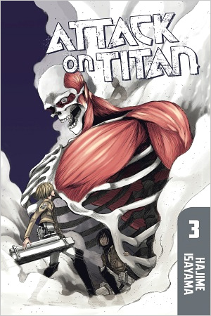 Attack on Titan #3 (Paperback)