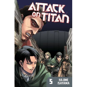 Attack on Titan #5 (Paperback)