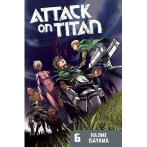 Attack on Titan #6 (Paperback)