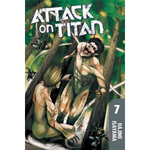 Attack on Titan #7 (Paperback)