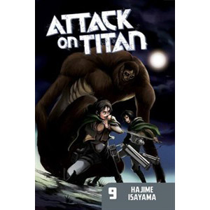 Attack on Titan #9 (Paperback)