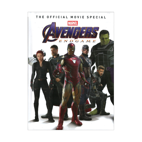 Avengers : Endgame - The Official Movie Special (Hardcover)
