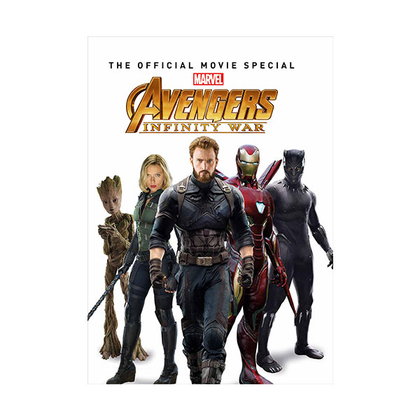 Avengers : Infinity War - The Official Movie Special (Hardcover)