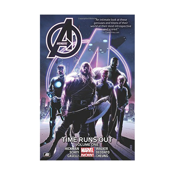 Avengers: Time Runs Out Vol. 1 (Paperback)