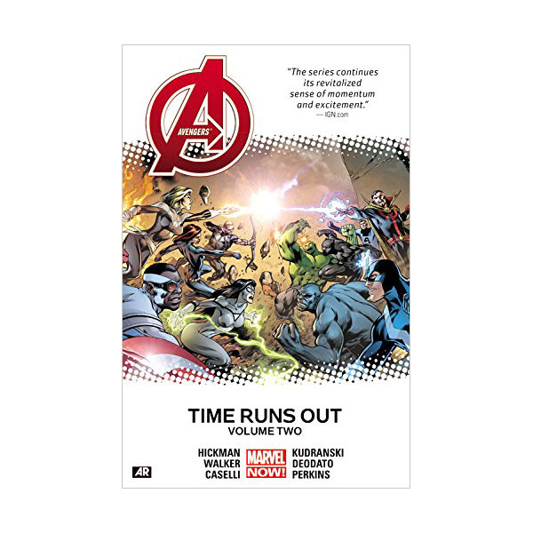 Avengers: Time Runs Out Vol. 2 (Paperback)