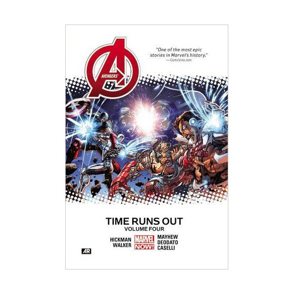 Avengers: Time Runs Out Vol. 4 (Paperback)