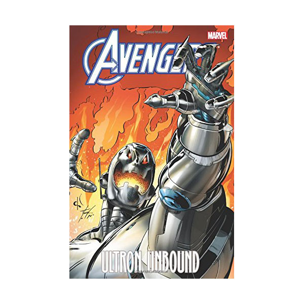 Avengers: Ultron Unbound (Paperback)