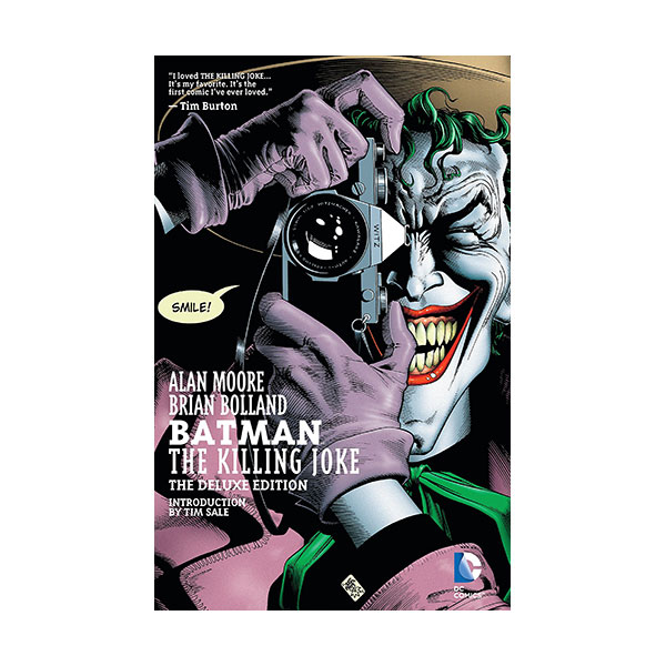 Batman : The Killing Joke : Graphic Novels (Hardcover)