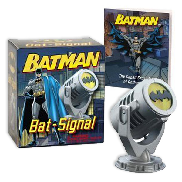 ★키즈코믹콘★Batman Bat-Signal (Mega Mini Kits)