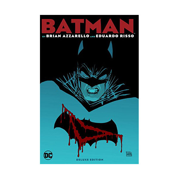 Batman by Brian Azzarello & Eduardo Risso Deluxe Edition (Hardcover)